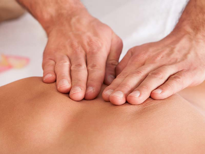 Massage and soft tissue therapy